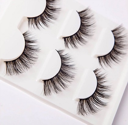False eyelashes Synthetic Hair Lashes