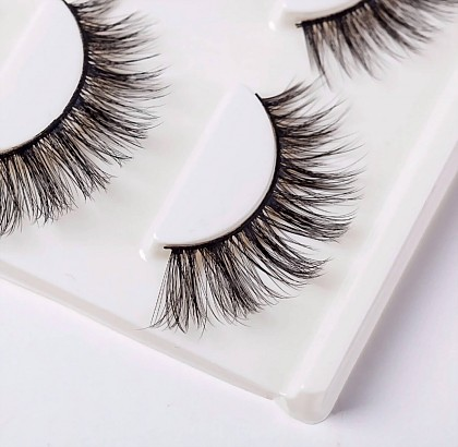 False eyelashes Human Hair Lashes